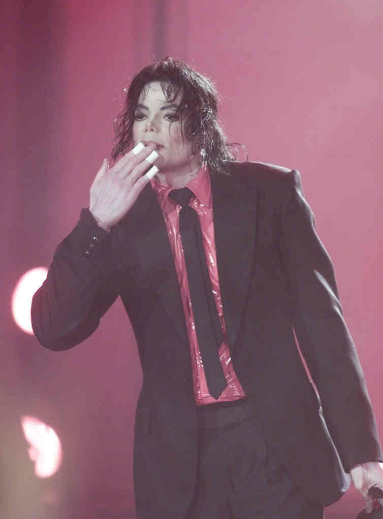 Michael Jack$on K!ng of Pop
