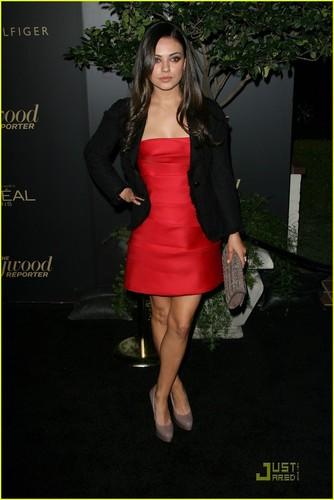 Mila Kunis: Vanity Fair Honors лиса, фокс Searchlight