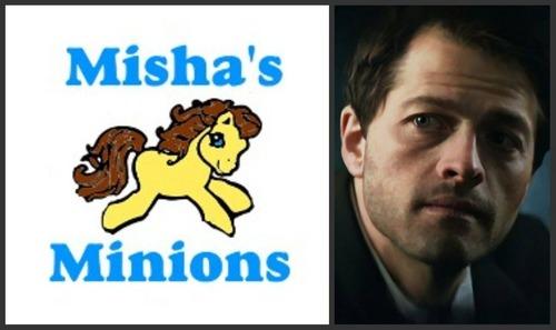 Misha 's got minions