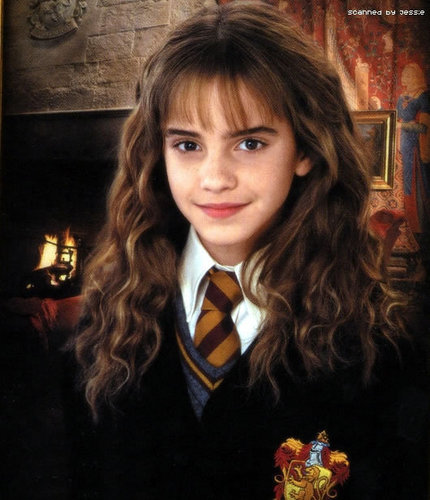 Hermione Granger wallpaper with a business suit titled Miss Granger