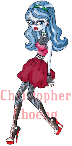 Monster High ファン Art!
