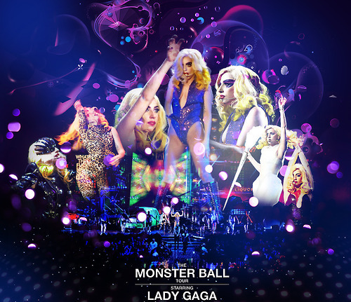 Monster ball tour  wallpeper