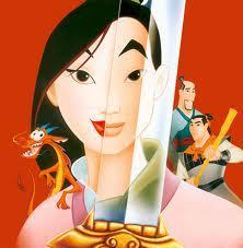 disney Role Play fondo de pantalla called mulan