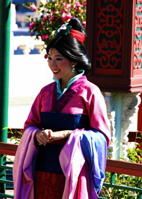 Mulan Disney Role Play Foto 19666277 Fanpop