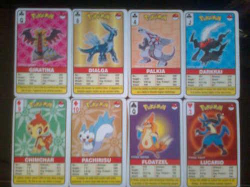 My Fav.DP cards