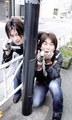 Namikawa Daisuke and Seki Tomokazu