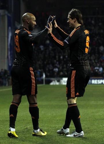 Nando - Chelsea(2) vs Copenhagen(0)