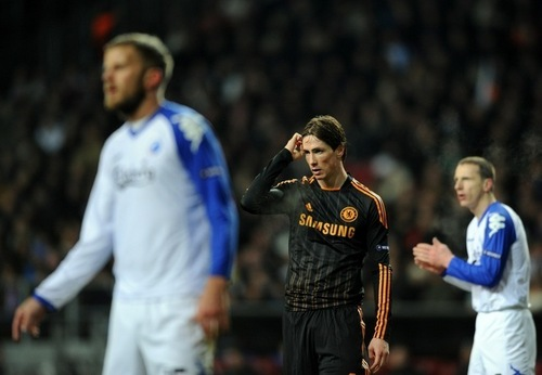 Nando - Chelsea(2) vs Copenhagen