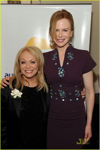 Nicole Kidman: Australians in Film Party with Keith Urban!