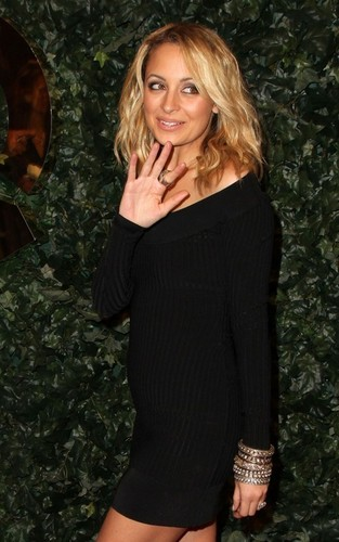 Nicole Richie at the QVC Red Carpet Style Party (February 25)