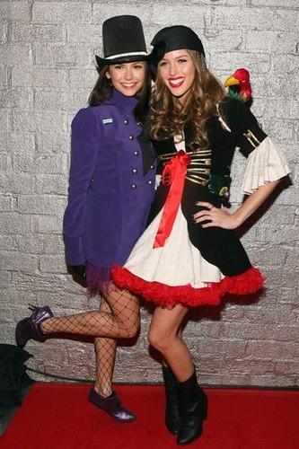 Nina & Kayla (Halloween 2009)