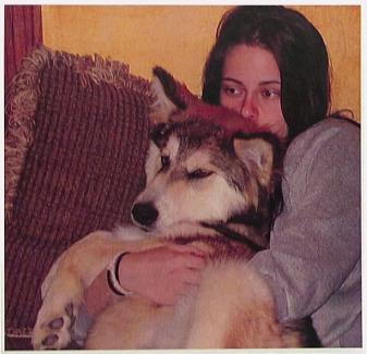 Old Foto of Kristen Stewart