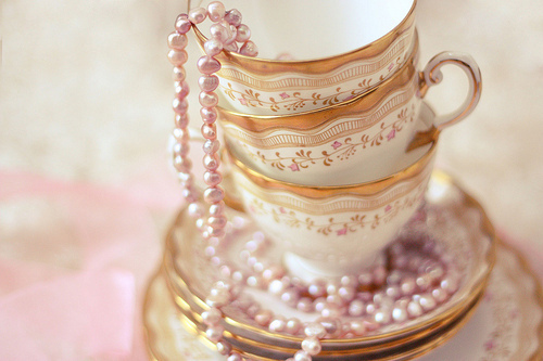 Pearls are dreamy