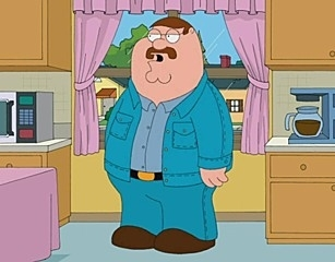 Peter Griffin!