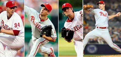 Phillies' 2011 Rotation