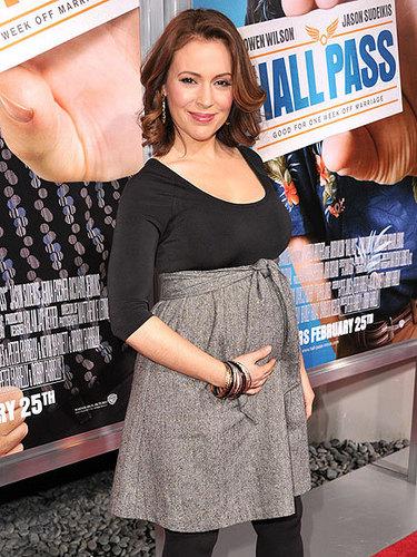 Pregnant Alyssa