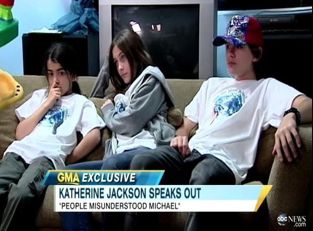 Prince,Paris and Blanket Interview