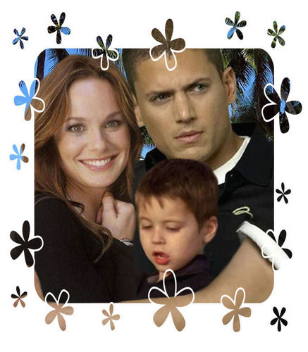 Prison Break - Family Scofield