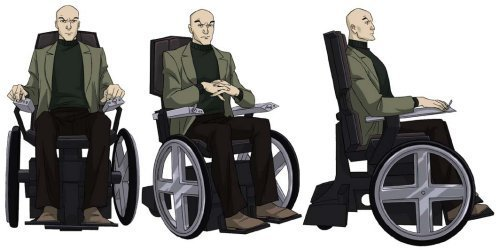 Professor Xavier [X-Men Evolution]