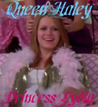 Queen Haley :P