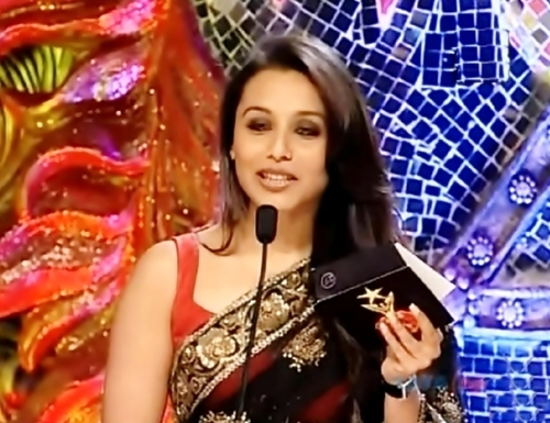 Rani -- Stardust Awards 2011