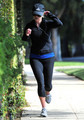 Reese Out For A Jog - reese-witherspoon photo
