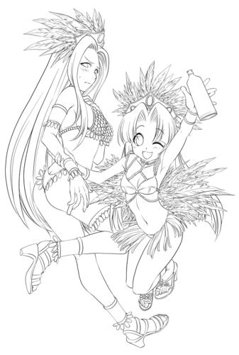 Sara & Seira