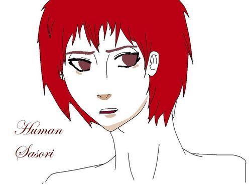 Sasori as human