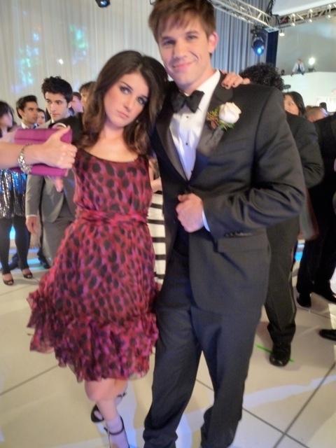 Shenae and Matt