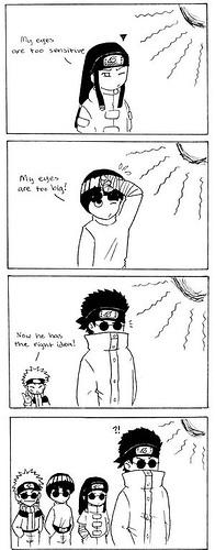 Shino's Sunglasses
