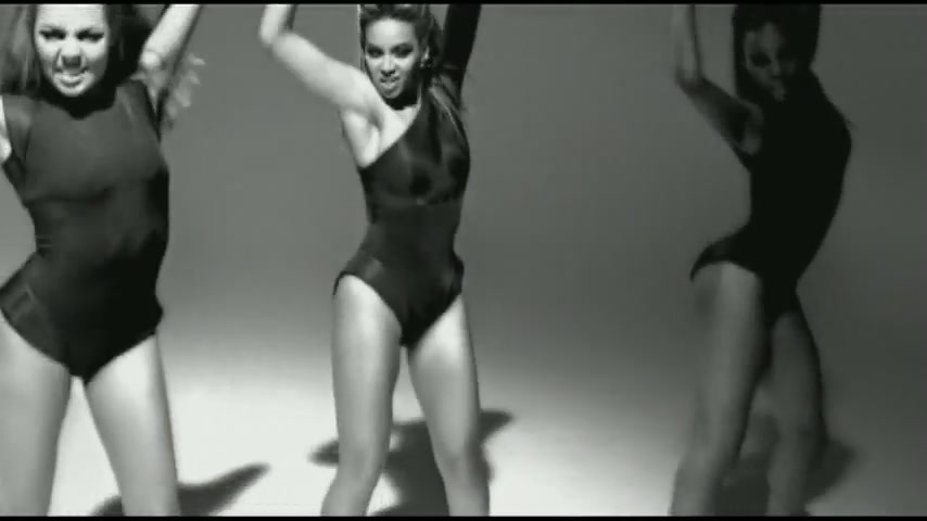 """Beyonce """"Single Ladies (Put A Ring On It)"""" video"""