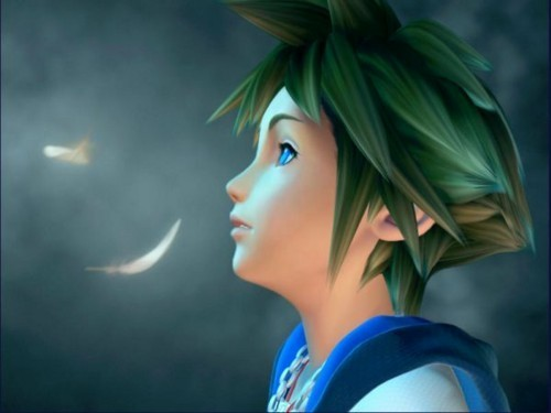 Sora Kingdom Hearts