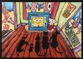 SpongeBob Tv Art