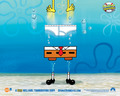 SpongeBob Movie - happy-square-sponge wallpaper