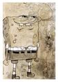 SpongeBob Paper