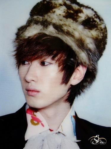 """Super Junior M """"Perfection"""" mini album photocard"""