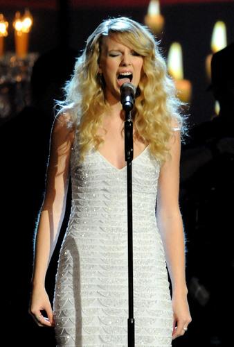 Taylor American muziek awards 2008