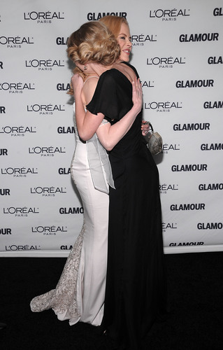 Taylor at the 19th Annual Glamour Women of the ano