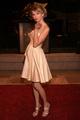 Taylor at the BMI Awards 2008