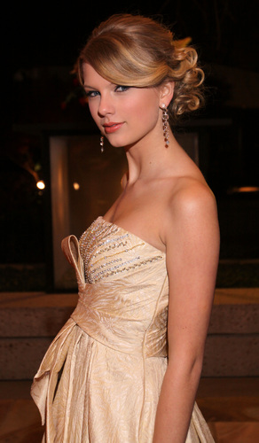Taylor at the BMI Awards 2008