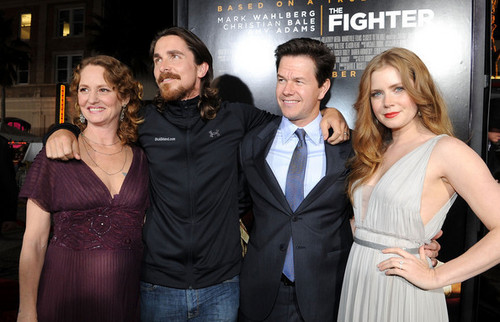 The Fighter Premiere