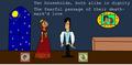 Trentney: Romeo & Juliet - total-drama-island fan art