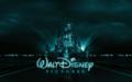 Tron Disney Castle
