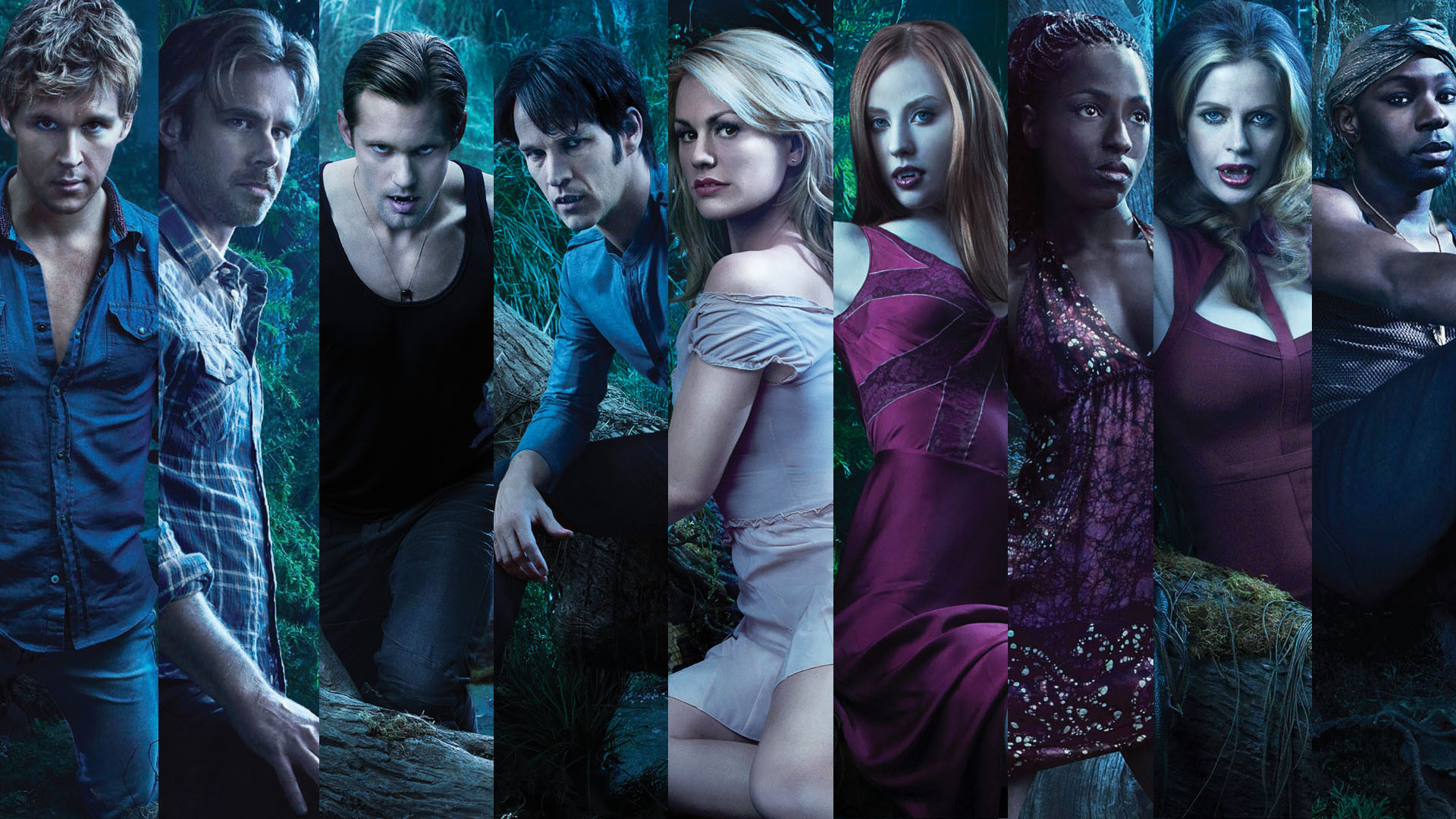 True Blood Faces