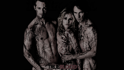 True Blood fond d'écran