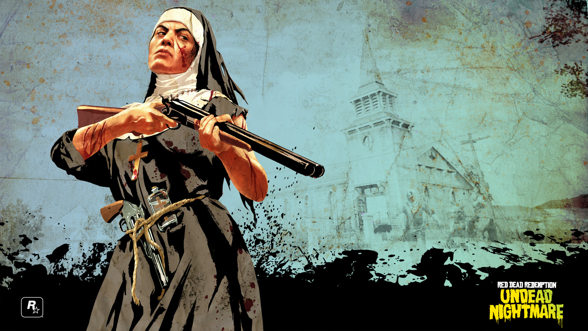 red dead redemption undead nightmare images undead wallpaper hd