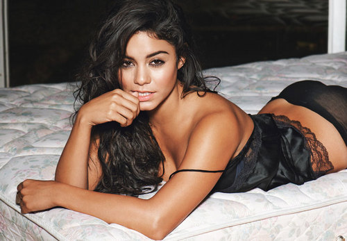Vanessa Hudgens in Details Magazine, March 2011 edition
