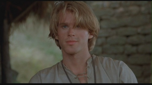 "Westley & Buttercup in ""The Princess Bride"" - movie-couples Screencap"