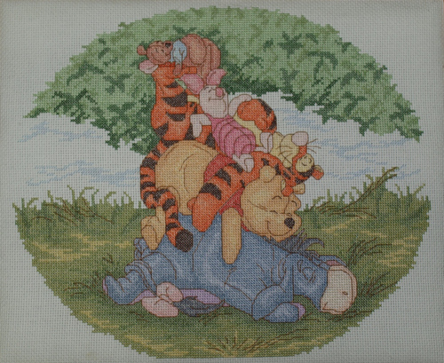 disney Role Play fondo de pantalla entitled Winnie the Pooh