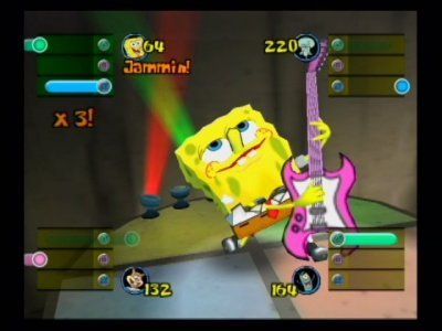 आप Rock SpongeBob
